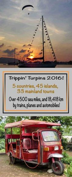2016 Our Awesome Year! - Trippin' Turpins