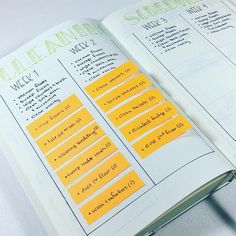 Bujo Your Way to a Cleaner House! Bullet journal layouts to keep your house clean and organized.