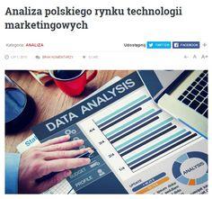 """Analiza polskiego rynku technologii marketingowych - zapraszamy do lektury raportu IRCenter! Powstał on na podstawie badania """"Rynek marketing technologies w Polsce"""", którego jesteśmy partnerem! PDF: http://marketinglink.pl/wp-content/uploads/2015/07/Rynek-marketing-technologies-w-Polsce.pdf"""
