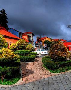 Real del Monte, en Hidalgo México