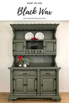 """Smoky Pearl"" Furniture Painting Technique- Captiva - Maison Blanche – Captiva Home"