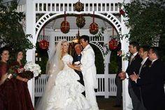 Carlos Marín, de Il Divo, se casó con Geraldine Larrosa en Disneylandia - Foto 3