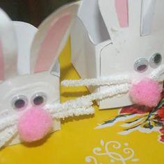 Bunny Baskets {Easter Baskets}