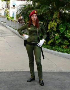 Presidential Palace Guard, Cuba
