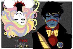 It's time to get creative! ♪ — inspiredhuman010: dhmis PadLock!!!! this...