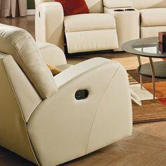 Palliser Furniture Glenlawn Rocker Recliner Upholstery: Leather/PVC Match - Tulsa II Stone, Type: Manual