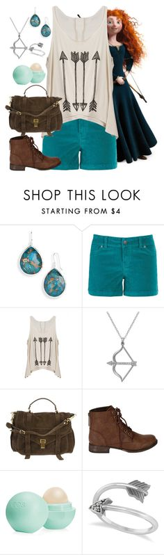 """""""Merida - Casual - Disney Bound"""" by rainbowbaconcupcake ❤ liked on Polyvore featuring Merida, Ippolita, maurices, Studio Silver, Proenza Schouler, Breckelle's, Eos, Allurez, women's clothing and women's fashion"""