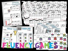 Fact Fluency for Addition