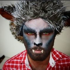 wolf little red riding hood  sarahd_makeupartist