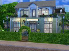 PÉPINIÈRE CHEZ BLOUSS store by Poupouss at Sims Artists via Sims 4 Updates