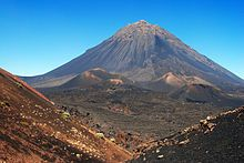 Vulcão - Pico do Fogo - Cabo Verde