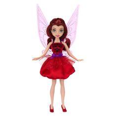 Disney+Fairies+9+Poppy+Rosetta+Fashion+Doll