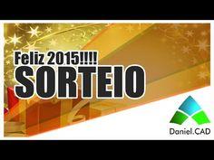 #DanielCAD - Sorteio Ano Novo ;)