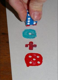 Dice number stories