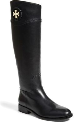 e17105aa53ce3d Tory Burch  Ashlynn  Riding Boot (Women) (Nordstrom Exclusive) available at