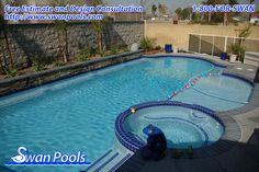 Stone - Red Mountain.   Building Quality Swimming Pools Since 1954.  Quality. Dependable. Expertise. Tenure.      For free swimming pool and spa design consultation and estimate, visit  swanpools.com/Swan_Pools_Company/forms/swimming-pool-comp..., or contact us at 1-800-367-7926.