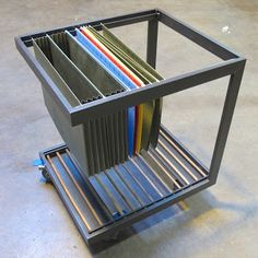 rolling file cart 522 Industries