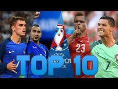 TOP 10 Goals EURO 2016 | HD