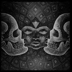 Deform to form a Star... #Tool #band #artwork