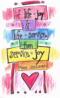 Illustration Print Service equals Joy by nicplynel on Etsy, $2.00