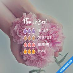 Flower Bed - Essential Oil Diffuser Blend
