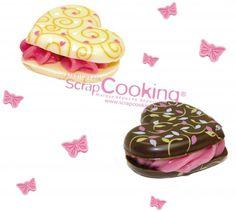 Pour la St Valentin, offrez-lui des chocolats! | Scrapcooking