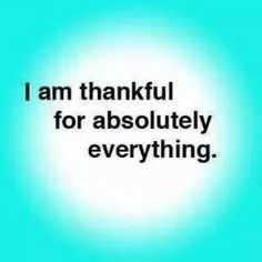 Comment below if you do too. #blessed #grateful #thankful