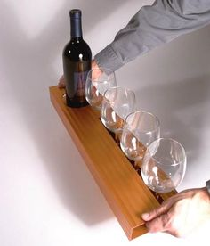 """Keep • """"MuNiMulA - Wine Tray at 2Modern"""" kept into For The Entertainer by sarahdoody"""