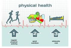 A healthy lifestyle means having regular physical activity, proper nutrition and enough rest.
