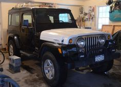 Jeepster Commando grille on a TJ - Page 3 - Jeep Wrangler Forum