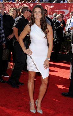 Danica Patrick Pumps - Danica Patrick Looks - StyleBistro