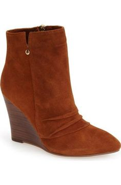 c16415a61ff  Candyce  Wedge Bootie (Women)