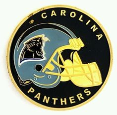 NFL National Football League - Carolina Panthers Challenge Coin