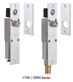 Electric magnetic door bolts