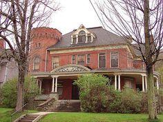 246 Bradford Congress St mansion | by vintrest