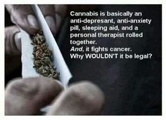 Good question Legalize It, Regulate It, Tax It! http://www.stonernation.com Follow Us on Twitter @StonerNationCom