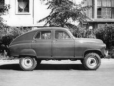 ГАЗ М-72 '1955–58