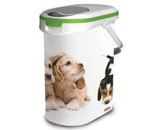 Pack Contenedor Alimento mascotas 4kg + Caja Belleza Perros Yorkshire Terrier, Cotton Candy, Kitchen Appliances, Perfume, Pets, Food Items, Crates, Dogs, Fotografia