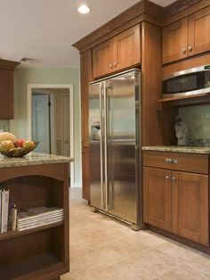 Contemporary Spaces Kitchen Cabinets Design, Pictures, Remodel, Decor and Ideas - page 6