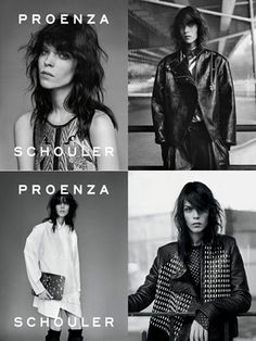 Proenza Schouler // The Best of Fall 2012 Campaigns - Harper's BAZAAR