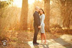 Saratoga Springs Engagement Photos | Jaimie & Nate
