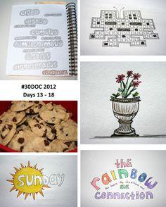 #30DOC Days 13 - 18