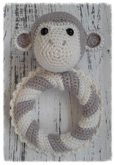 85 Beste Afbeeldingen Van Rammelaars Amigurumi Patterns Baby