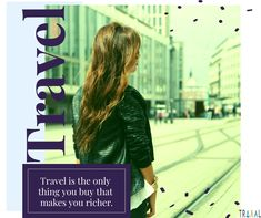 """""""Travel Is The Only Thing You Buy That Makes You Richer."""" #FollowUs and #StayTuned for updates \m/  #travel #startups #classy #solo #tourism #travellers #adventures #nature #light #travelphotography #travelphoto #women #photography #photo #onlinetravelagency #tourists #ota #life #ilovetravel #subscribe #comingsoon #quotes #lifestyle"""
