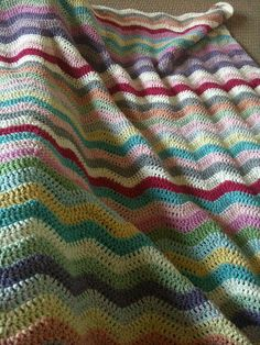 Ripple by Crochet and Cookbooks, via Flickr