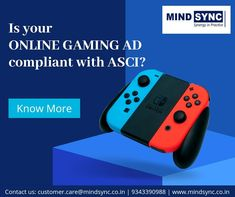 All #advertisements relating to #onlinegaming #fantasysports etc. are required to follow #ASCI guidelines and Consumer Protection Act, 2019 in order to avoid #withdrawal or #penalty. Consult our ASCI #Expert: customer.care@mindsync.co.in | 9343390988 | www.mindsync.co.in #mindsyncindia #gaming #casualgaming #ads #ad #advertisement #consumeraffairs #consumer #consumerprotectionact #consumerprotection #business #compliance #law #legalservice #regulatory #legal #legalmetrology #dsc #gst #fssa Online Games, Law, Gaming, Mindfulness, Business, Videogames, Store, Game, Business Illustration