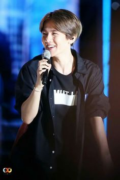 2015 Lotte Duty Free Family Festival Kpop Concert ㅡ Baekhyun