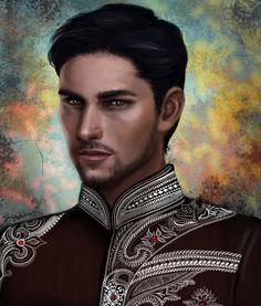 m Fighter noble portrait Alice's husband Colton.He is a sergent in the frost army. Fantasy Portraits, Character Portraits, Fantasy Male, Fantasy Rpg, Story Characters, Fantasy Characters, Art Anime, Manga Anime, Fantasy Inspiration