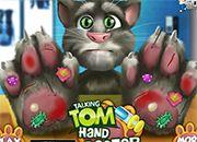 Talking Tom Hand Doctor