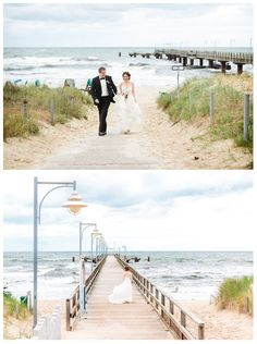 © Christina & Eduard Wedding Photography Mainz #Ruegen #Strand #Hochzeit